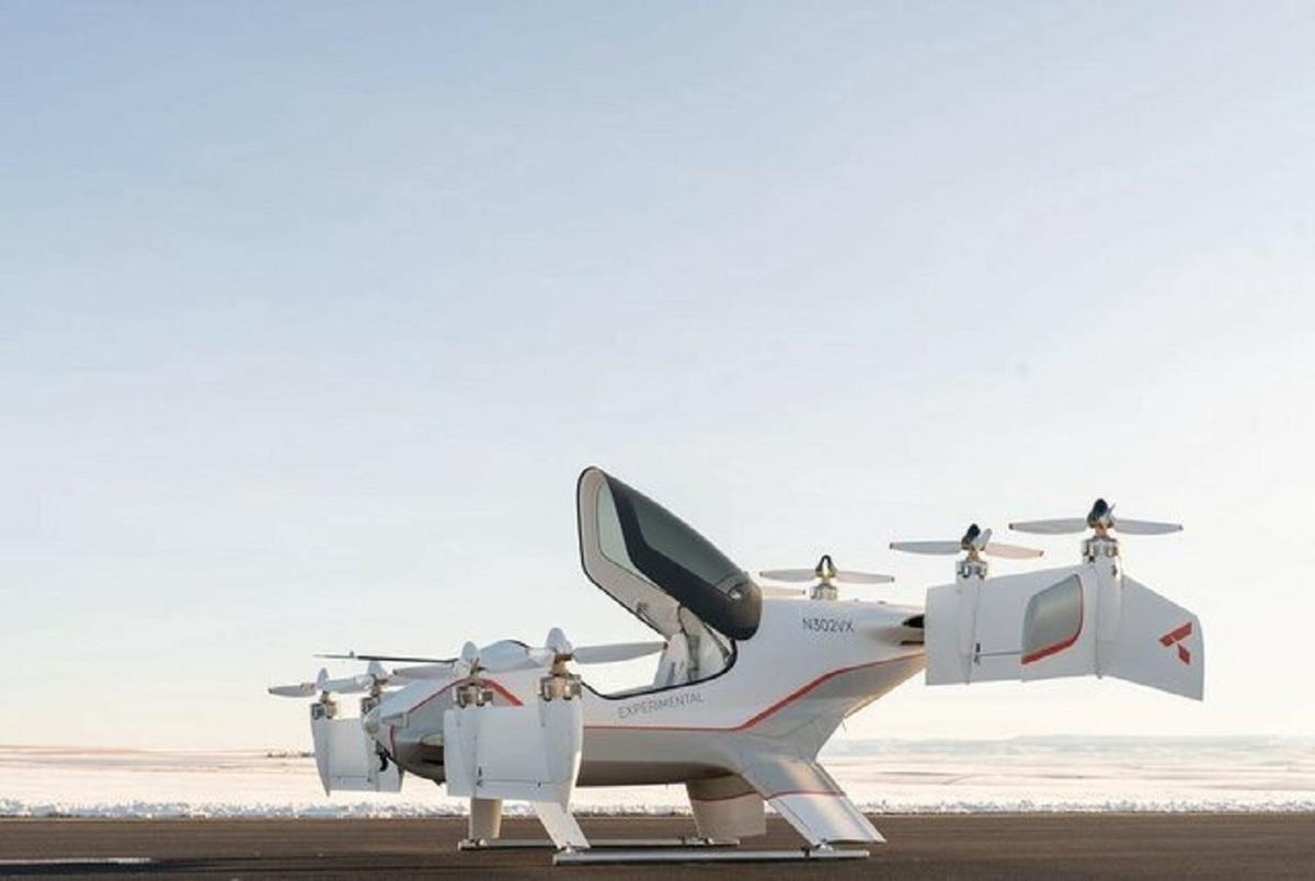 رونمایی از تاکسی پرنده شرکت ایرباس با سرعت ۱۲۰ کیلومتر در ساعت !