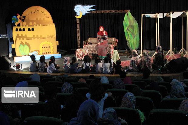 ۲۰۴ قصهگو در جشنواره قصهگویی کردستان شرکت کردند