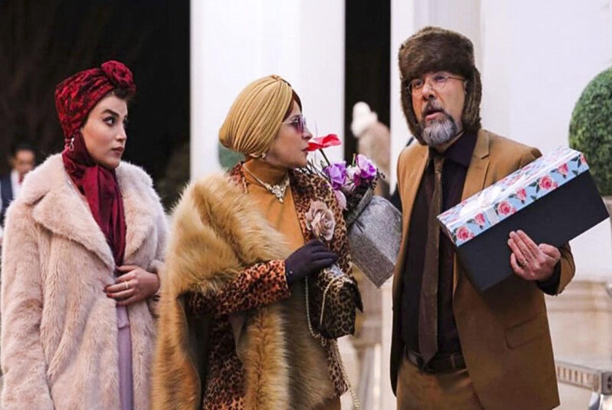 اعتراض وزارت ارشاد به پوشش بازیگران سریال «دراکولا»