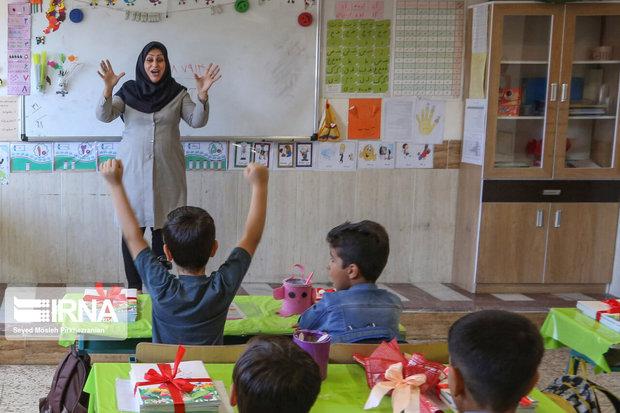 ۱۴ میلیون و ۷۰۰ دانش آموز سال تحصیلی جدید را آغاز کردند