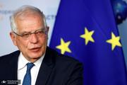 جوزپ بورل:  برای جلوگیری از اعمال تحریم جدید علیه ایران تلاش میکنیم