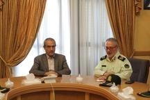استاندار اردبیل: جامعه برای سرپا ماندن نیاز به امنیت دارد