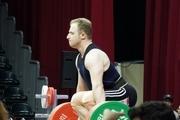 خط خوردن نام محمد زارعی از اردوی تیم ملی وزنهبرداری