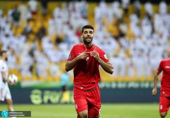 انتخابی جام جهانی 2022- ایران - امارات - مهدی طارمی