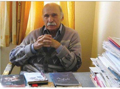 شاعر ایرانی در بیمارستان بستری شد