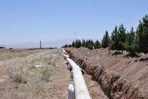 عملیات احداث شبکه 250 پوندی گاز منطقه ویژه اقتصادی سلفچگان قم آغاز شد