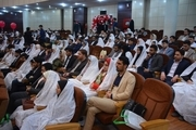 مراسم جشن ازدواج دانشجویی در مشهد برگزار شد