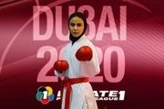 یک برنز حاصل کار کاراتهکاهای دختر آذربایجانغربی در مسابقات مجازی کشور
