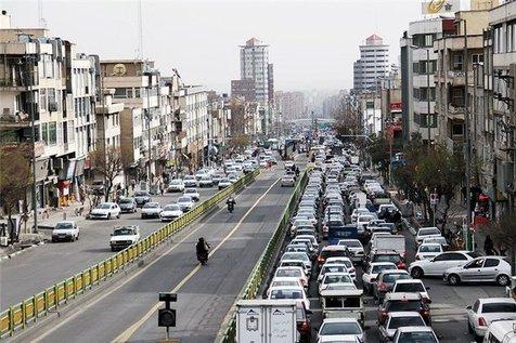 تهرانیها امروز در شهر تردد نکنند