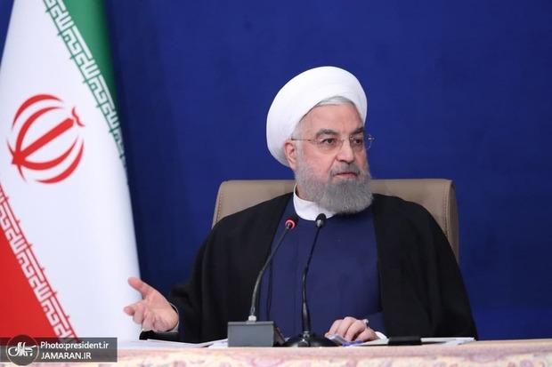 واکنش روحانی به پیروزی رییسی در انتخابات 1400