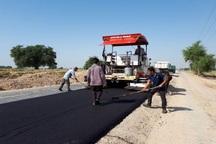 بهره برداری از طرح های راه روستایی در مناطق مختلف گیلان