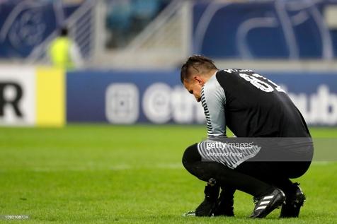 حامد لک بهترین گلر لیگ قهرمانان آسیا 2020 شد