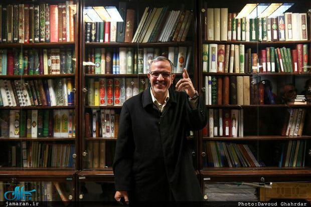 مسجدجامعی: نگذاریم چراغ کتابفروشیها خاموش شود