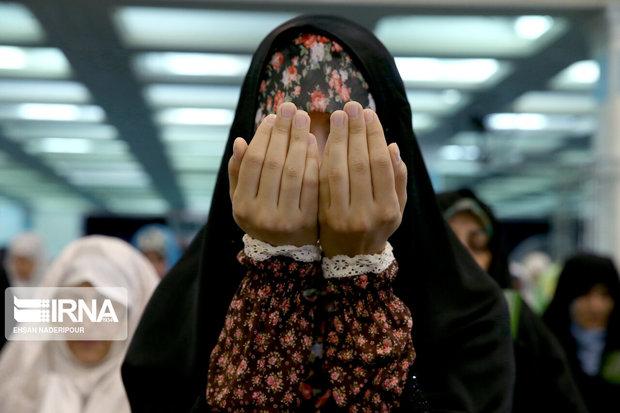 نماز عید قربان در لواسان اقامه شد