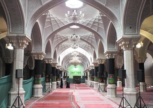 مسجد-مدرسه سپهسالار؛ یادگار معماری قاجاری در قلب پایتخت