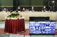 جلسه ستاد ملی مقابله با کرونا- 10 خرداد