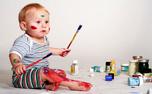 آنچه کودکان نقاشی می کنند نماد چیست؟