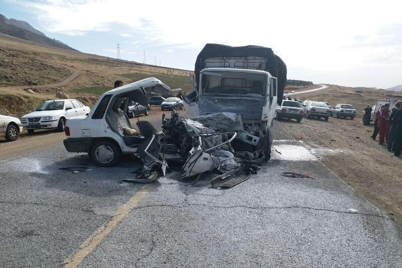 تصادفات جادهای در خراسان جنوبی ۸۰ درصد کاهش یافت