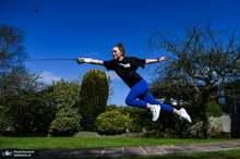 تمرین کردن در خانه؛ روش های خلاقانه ورزشکاران