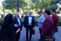 عکس/ حضور محمدرضا خاتمی در دادگاه