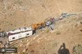 جزییات حادثه واژگونی اتوبوس خبرنگاران از زبان دو خبرنگار