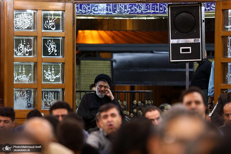 احیای شب نوزدهم ماه مبارک رمضان در دارالزهرا(س)