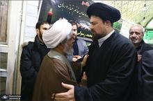 تصاویری از مرحوم حجت الاسلام و المسلمین راستگو(ره)