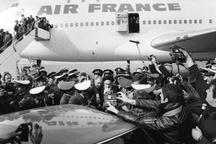 خاطرات فرح از واکنش شاه نسبت به بازگشت امام به ایران