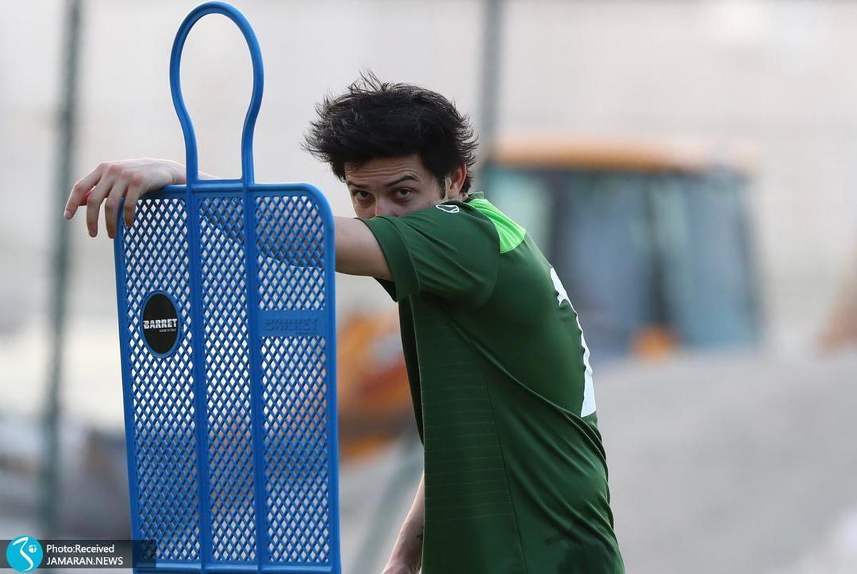 سردار به سوپر جام روسیه نرسید