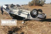مرگ سه عضو خانواده در سانحه رانندگی همدان