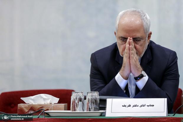 تسلیت ظریف در پی درگذشت محمد هادی نژاد حسینیان