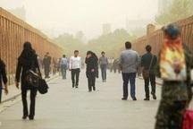 وزش باد شدید تا اوایل هفته آینده در اصفهان محتمل است