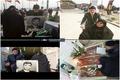 مادر شهید مجید ابوطالبی درگذشت