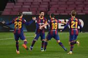 برتری بارسلونا مقابل وایادولید با درخشش مسی