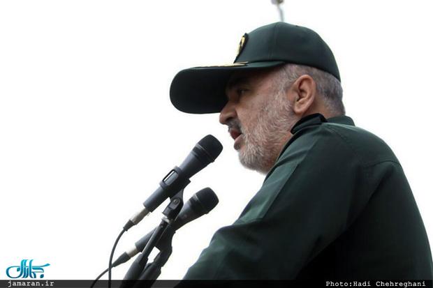پیام فرمانده سپاه در پی واکنش ها به دستگیری «روح الله زم»