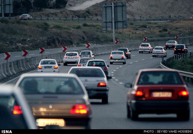 افزایش تردد در محورهای خروجی خوزستان   افزایش تیمهای گشت نامحسوس در جادهها
