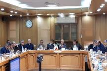 وضعیت سیلاب خوزستان پشت درهای بسته بررسی شد