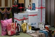 ۶۳ جهیزیه به نوعروسان تحت حمایت کمیته امداد شادگان اهدا شد