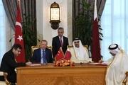 اردوغان: امنیت ترکیه و قطر را از هم جدا نمیدانیم