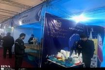 نمایشگاه ملی فناوریهای جدید آب در مشهد برپا شد