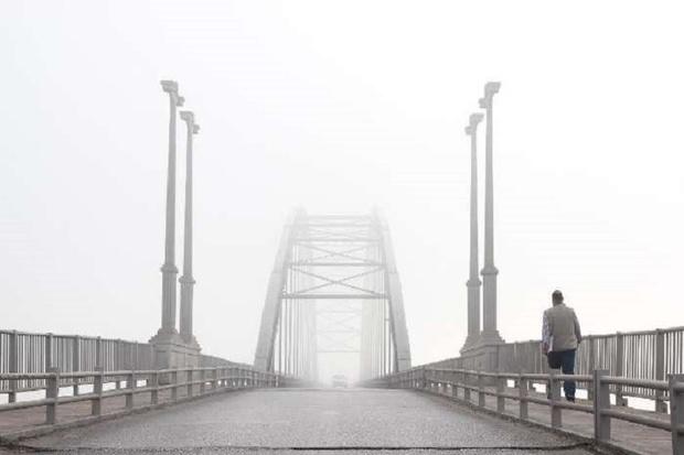 مه صبحگاهی پدیده غالب جوی خوزستان است