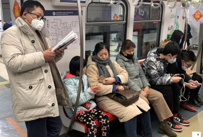 چین در آستانه شیوع یک ویروس مرموز؟/ ویدیو