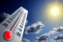 روند افزایش دمای هوا در خراسان رضوی