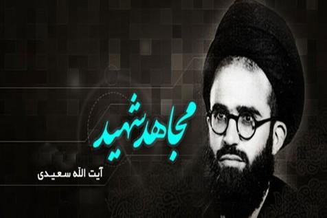 درخواست امام از شهید سعیدی چه بود؟