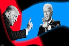 گاردین: ترامپ حرفی برای گفتن نداشت/ شبکه تلویزیونی آلمان: 4 برنده و 5 بازنده مناظره