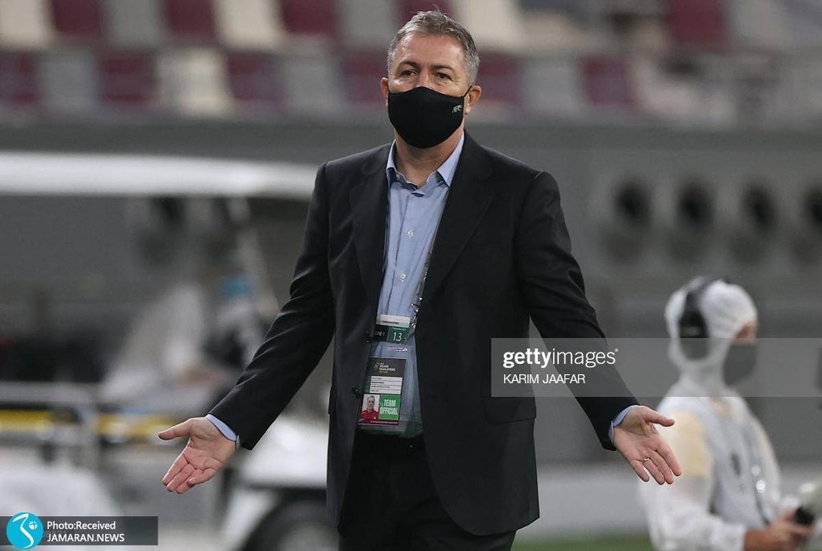 اسکوچیچ: ایرانیها دیوانه فوتبال هستند/ خط حمله ای در سطح جهان داریم