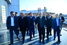 معاون علمی و فناوری رئیسجمهور وارد قزوین شد