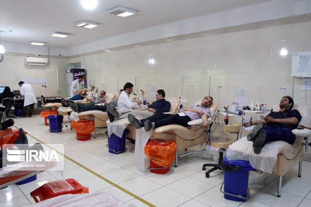 فعالیت پایگاههای انتقال خون گیلان در تاسوعا و عاشورا