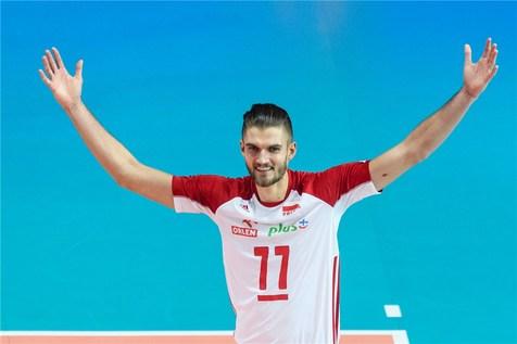 کاپیتان تیم ملی والیبال لهستان: کارت قرمز خنده دار بود/ به دنبال بهترین جایگاه هستیم