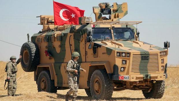 جزئیاتی از حمله نظامی ترکیه به شمال سوریه